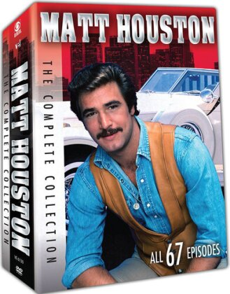 Matt Houston - The Complete Collection (15 DVDs)