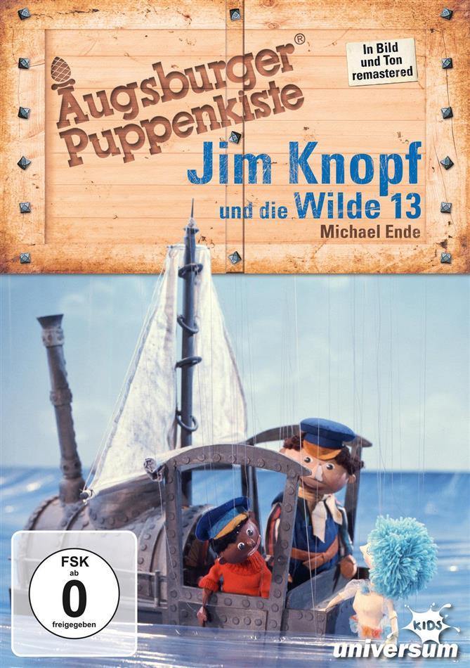 Augsburger Puppenkiste - Jim Knopf und die Wilde 13 (Neuauflage, Remastered)