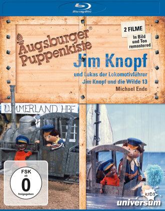 Augsburger Puppenkiste - Jim Knopf und Lukas, der Lokomotivführer / Jim Knopf und die Wilde 13 (Remastered)