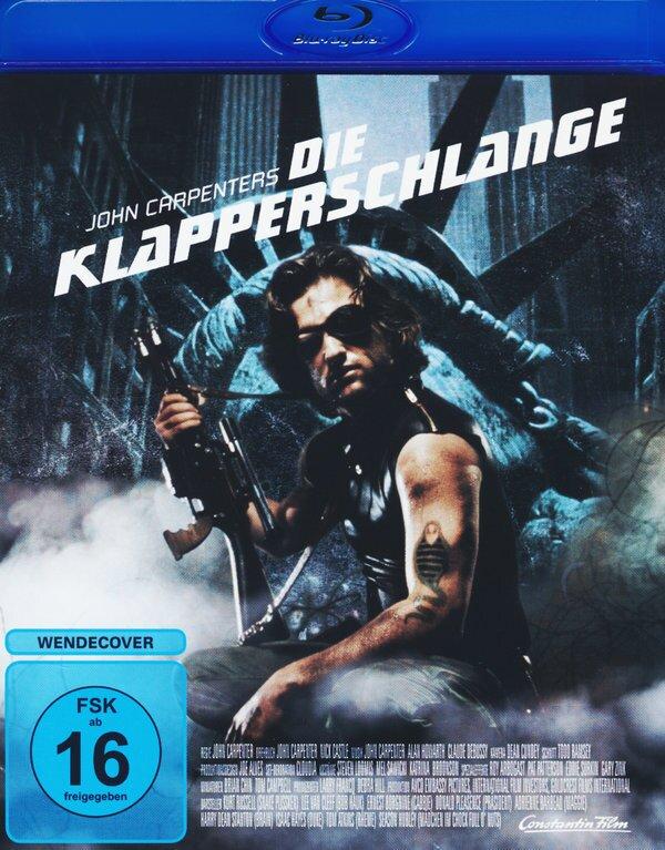 Die Klapperschlange (1981)