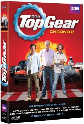 Top Gear - Chrono 2 (BBC, 4 DVD)