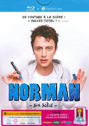 Norman - Sur scène