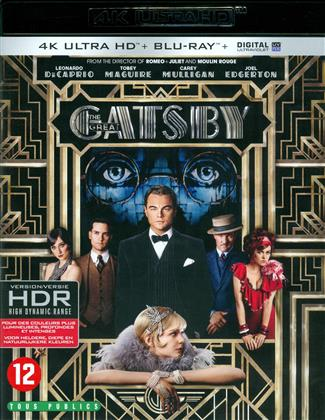 Gatsby the Great (2013) (4K Ultra HD + Blu-ray)