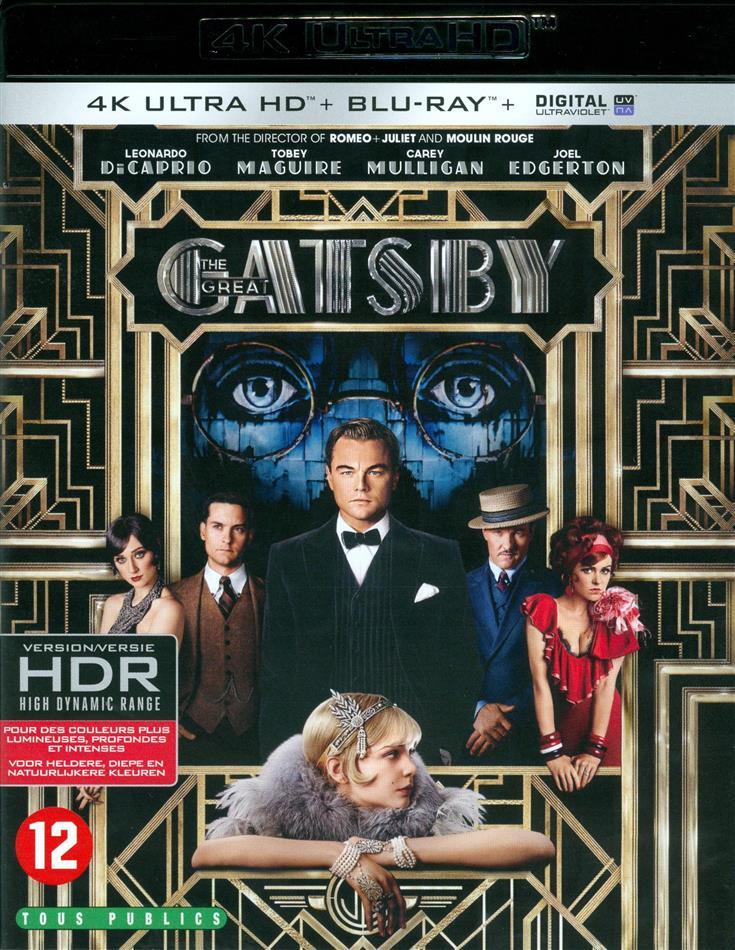 Gatsby the Great (2013) (4K Ultra HD + Blu-ray)