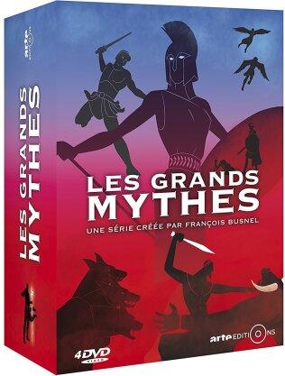 Les Grands Mythes - L'intégrale de la série (Arte Éditions, 4 DVDs)