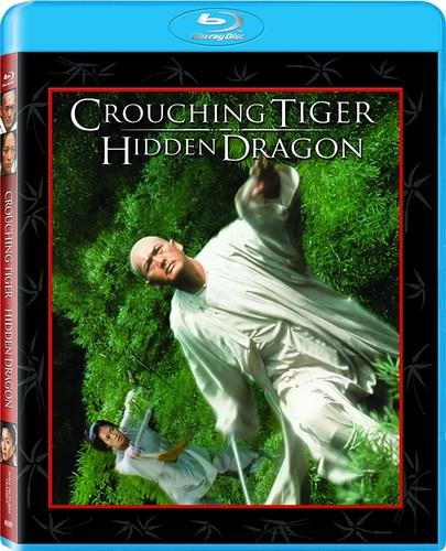 Crouching Tiger Hidden Dragon 2000 15th Anniversary Edition Cede Com