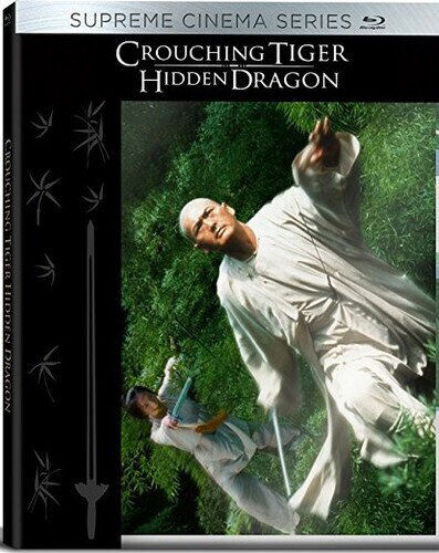 Crouching Tiger, Hidden Dragon (2000) (Limited Edition)
