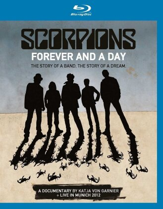 Scorpions - Forever and a Day - Live In Munich & Forever and a Day Documentary (2 Blu-rays)