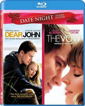 Dear John / The Vow (2 Blu-rays)