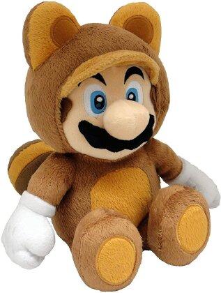 Nintendo: Tanooki Mario - Plüsch 22cm
