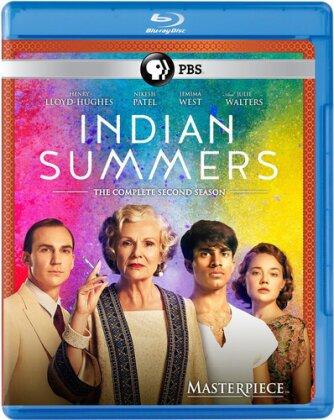 Indian Summers - Season 2 (Masterpiece, 4 Blu-rays)