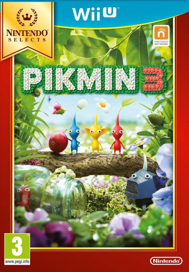Pikmin 3 Selects
