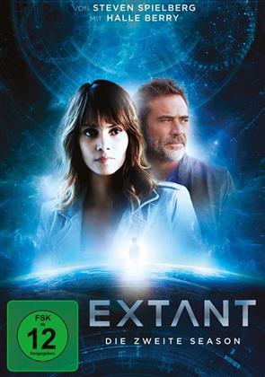 Extant - Staffel 2 (4 DVDs)