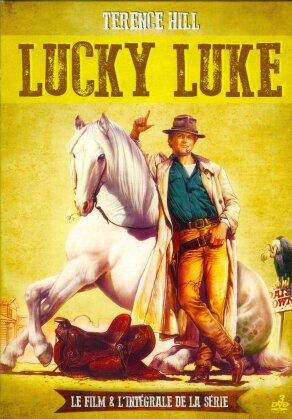 Lucky Luke - Le Film & L'intégrale de la Série (Limited Edition, 3 DVDs)