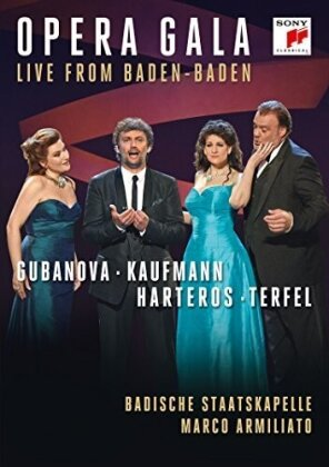 Badische Staatskapelle, Marco Armiliato, … - Opera Gala Baden-Baden (Sony Classical)