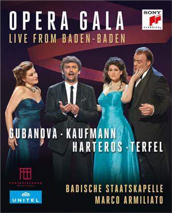 Badische Staatskapelle, Marco Armiliato, … - Opern Gala Baden-Baden (Sony Classical)