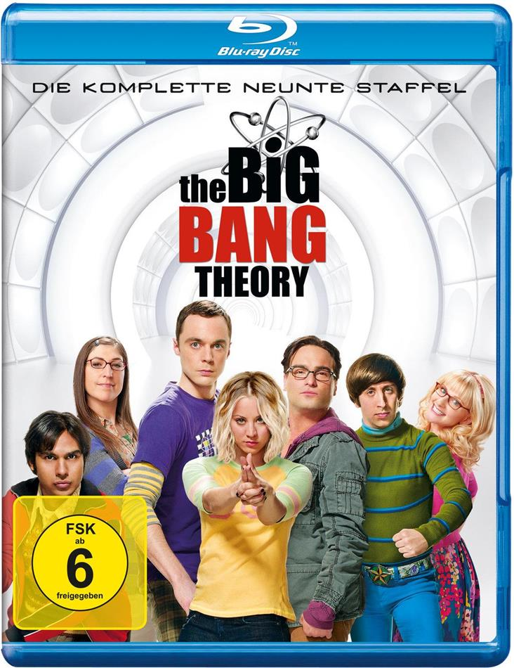 The Big Bang Theory - Staffel 9 (2 Blu-rays)