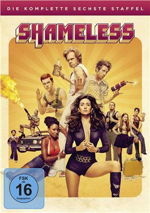 Shameless - Staffel 6 (3 DVDs)