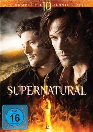 Supernatural - Staffel 10 (6 DVDs)