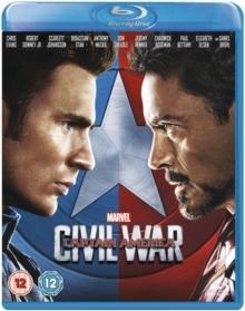 Captain America 3 - Civil War (Captain America Sleeve) (2016) (Limited Edition)