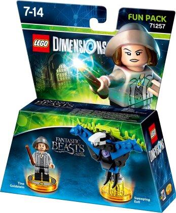 LEGO Dimensions Fun Pack Tierwesen Fantastische Tierwesen - Fanstastic Beasts