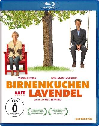 Birnenkuchen mit Lavendel (2014)