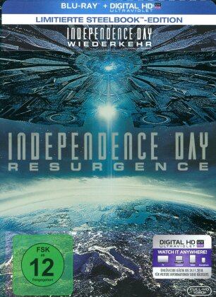 Independence Day 2 - Resurgence (2016) (Limited Steelbook)