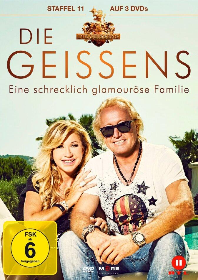 Die Geissens - Staffel 11 (3 DVDs)