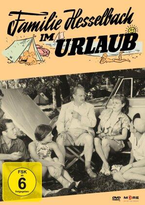 Familie Hesselbach im Urlaub (1955) (s/w)