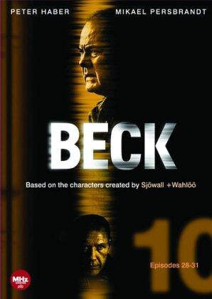 Beck - Set 10: Episodes 28-31 (3 DVD)