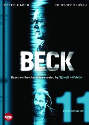 Beck - Set 11: Episodes 32-34 (3 DVD)