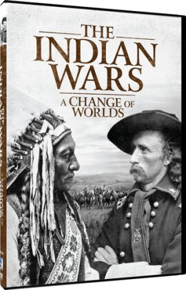 Indian Wars - Change Of Worlds Documentary (2 DVDs)