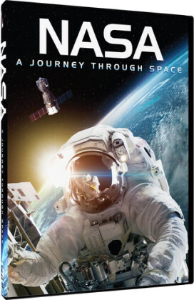 Nasa - Journey Through Space Documentary Series (2 DVDs)