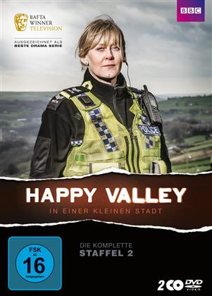 Happy Valley - Staffel 2 (2 DVDs)