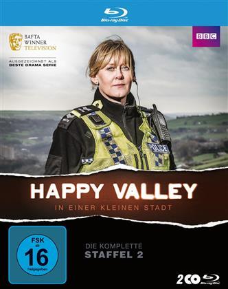 Happy Valley - Staffel 2 (2 Blu-rays)