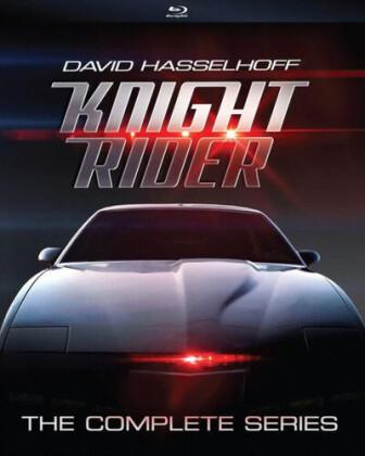 Knight Rider - Complete Series (16 Blu-rays)