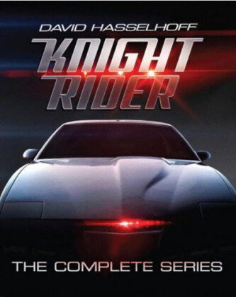Knight Rider - Complete Series (16 DVDs)