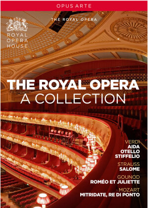 Orchestra of the Royal Opera House - The Royal Opera - A Collection (Opus Arte, 6 DVDs)