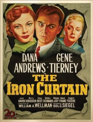 The Iron Curtain (1948) (s/w)