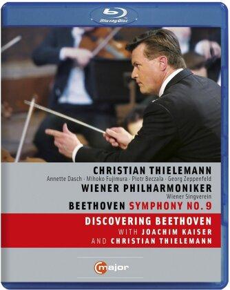 Wiener Philharmoniker, Christian Thielemann, … - Beethoven - Symphony No. 9 (Discovering Beethoven, C Major, Unitel Classica)