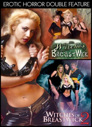 The Witches of Breastwick / The Witches of Breastwick 2 - Erotic Horror Double Feature