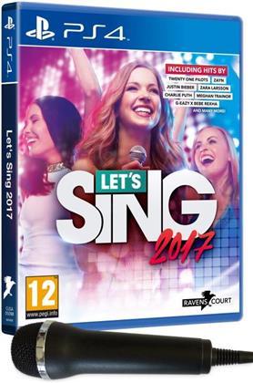Let's Sing 2017 (+2 Mics)