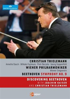 Wiener Philharmoniker, Christian Thielemann, … - Beethoven - Symphony No. 9 (C Major, Discovering Beethoven, Unitel Classica)
