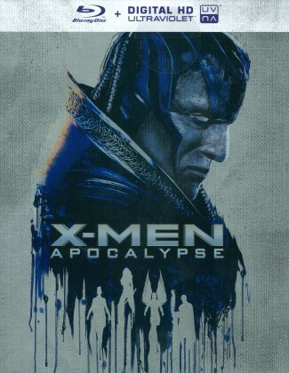 X-Men: Apocalypse (2016) (Limited Edition, Steelbook)