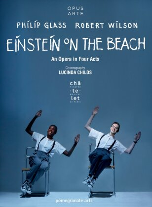 Philip Glass Ensemble, Michael Riesman, … - Glass - Einstein on the Beach (Opus Arte, 2 DVDs)
