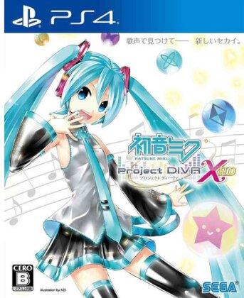 Hatsune Miku Project:Diva X