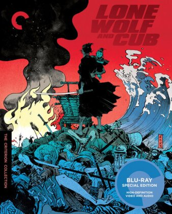 Lone Wolf and Cub (Criterion Collection, Edizione Restaurata, Edizione Speciale, 3 Blu-ray)
