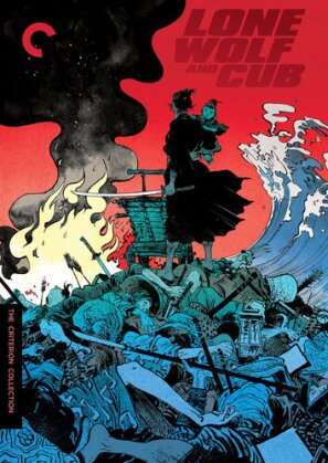 Lone Wolf and Cub (Criterion Collection, Edizione Restaurata, Edizione Speciale, 5 DVD)