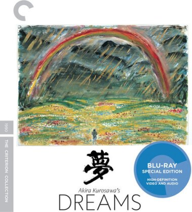 Akira Kurosawa's Dreams (1990) (Criterion Collection, Restaurierte Fassung, Special Edition)