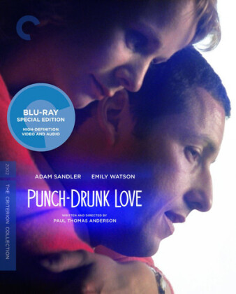 Punch-Drunk Love (2002) (Criterion Collection, Edizione Speciale)